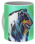 Collie Collie Coffee Mug