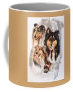 Collie Revamp Coffee Mug