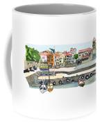 Collioure,    Cote De Vermeille Coffee Mug