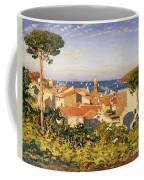 Collioure Coffee Mug by James Dickson Innes