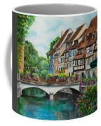 Colmar In Full Bloom Coffee Mug