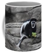Colobus Monkey Coffee Mug
