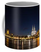 Cologne At Night Coffee Mug