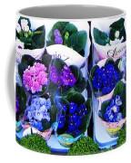 Cologne Flowers Coffee Mug