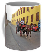 Colombia Carriage Coffee Mug