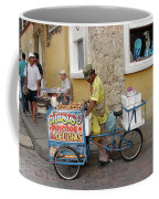 Colombia Srteet Cart II Coffee Mug