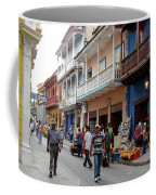 Colombia Streets Coffee Mug