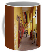 Colombia Walkway Coffee Mug