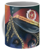 Colonel Nose Knows Close-up Coffee Mug