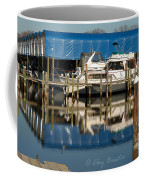 Colonial Beach Marina Coffee Mug