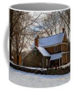 Colonial Christmas Coffee Mug