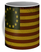 Colonial Flag Coffee Mug