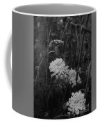 Colonial Garden At Twilight Coffee Mug