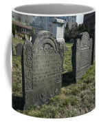 Colonial Graves At Phipps Street Coffee Mug by Wayne Marshall Chase
