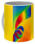 Color 35mm Strip Coffee Mug