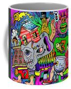 Color Bash Acid Tweeter Coffee Mug