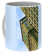 Color Buildings Architecture New York  Coffee Mug