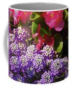 Color Combination Flowers Cc63 Coffee Mug