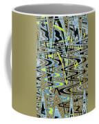 Color Combo Abstraction Coffee Mug