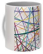 Color Lines Variety Coffee Mug