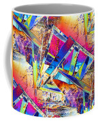 Color Me Abstract Coffee Mug