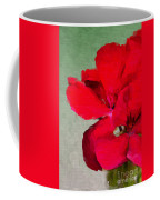 Color Me Red Coffee Mug
