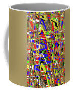 Color Mix Fun Abstract Coffee Mug