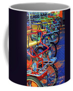 Color Of Bikes Coffee Mug