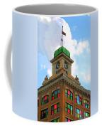 Color Of City Hall Coffee Mug