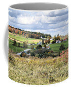 Color On The Hills Coffee Mug