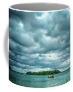Color Play Before Storm Coffee Mug