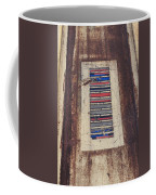 Color Strip Coffee Mug