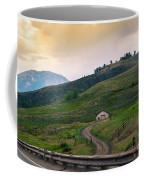 The Turn Coffee Mug