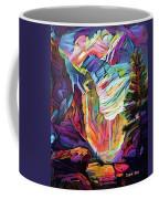 Colorado Abstract Coffee Mug