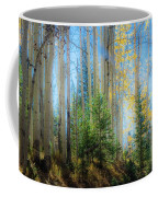 Colorado Aspens Coffee Mug