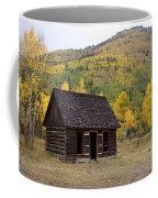 Colorado Cabin Coffee Mug