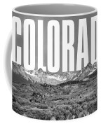 Colorado Cityscape Coffee Mug