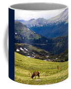 Colorado Elk Coffee Mug