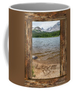Colorado Love Window  Coffee Mug