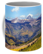 Colorado Mountains 1 Coffee Mug