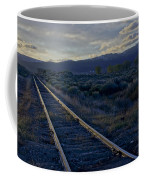 Colorado Railroad Crossing Coffee Mug