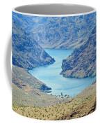 Colorado River Arizona Coffee Mug