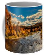 Colorado River In Autumn Coffee Mug