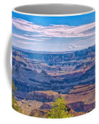 Colorado River In The Grand Canyon Coffee Mug