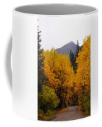 Colorado Road Coffee Mug