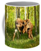 Colorado Rockies Moose Coffee Mug