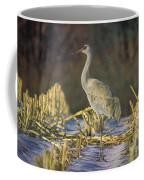 Colorado Sandhill Crane  Coffee Mug