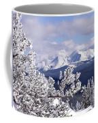 Colorado Sawatch Mountain Range Coffee Mug