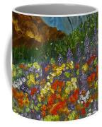 Colorado Wildflowers Coffee Mug