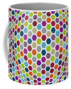 Colored Geometries Coffee Mug